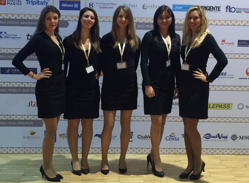 Tour Leader|Hostess|Steward| eventi e convention